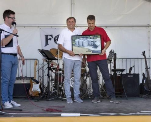 První moderní PL na Slovensku slavnostně uvedena do provozu
