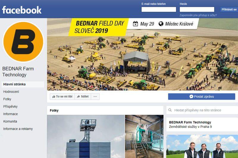 Posklizňové linky nově na Facebooku!