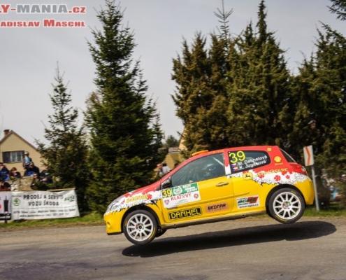 50. Rallye Šumava Klatovy a BEDNAR FMT