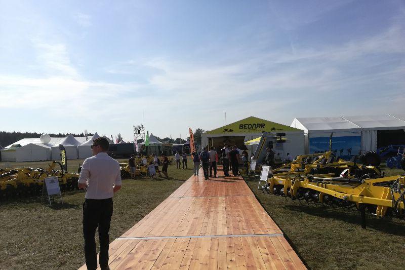 Jubilejní 20. ročník výstavy Agroshow Bednary 2018