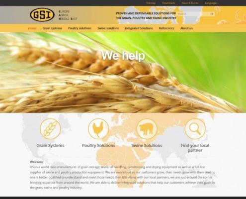 Nový web GSI