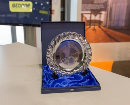 Techagro 2014 Stříbrná medaile pro BEDNAR FMT