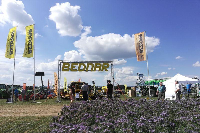 Výstava Naše pole s BEDNAR FMT