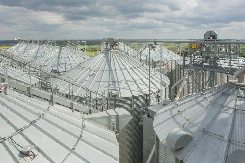 V Týnci vznikla za 3 roky špičková posklizňová linka s kapacitou 20000 t