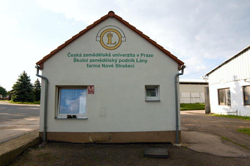 ČZU v Praze - Farma Nové Strašecí