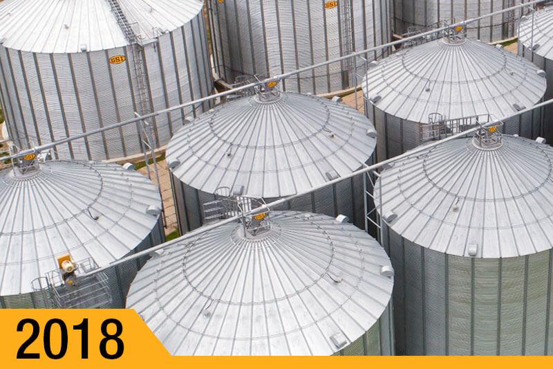 BEDNAR Farm Technology - 2018