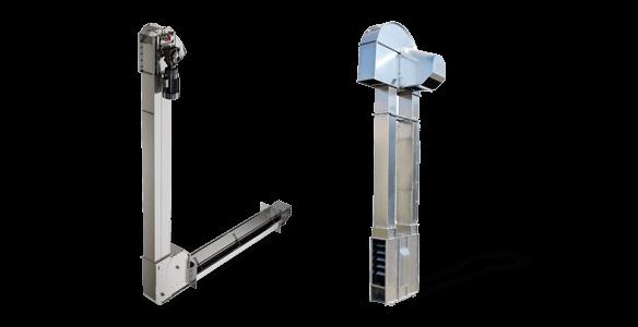 Elevátory - BEDNAR Farm Technology