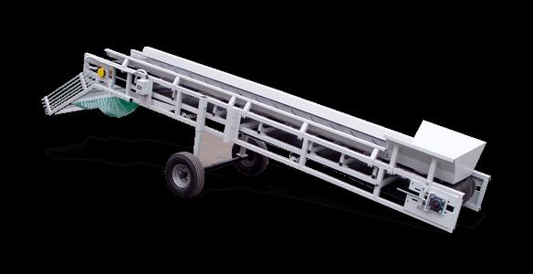 Pásové dopravníky - BEDNAR Farm Technology