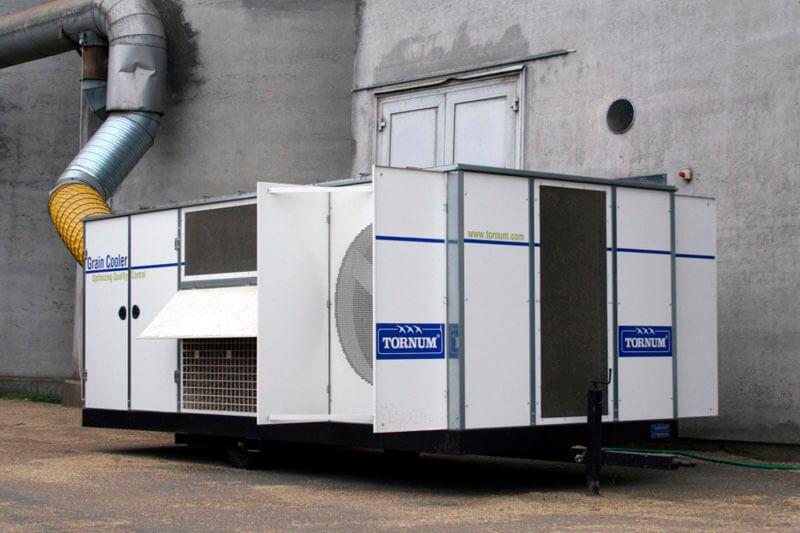 Chladící zařízení TORNUM
