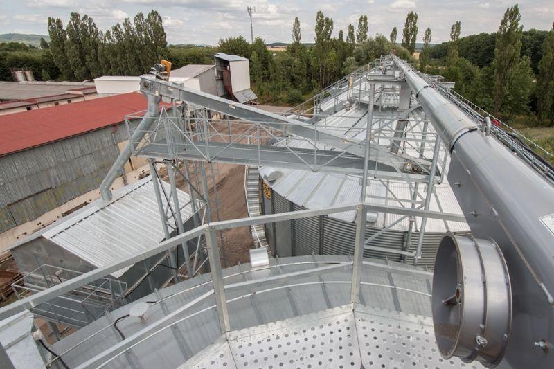 Lužanská zemědělská a.s. - Úlibice