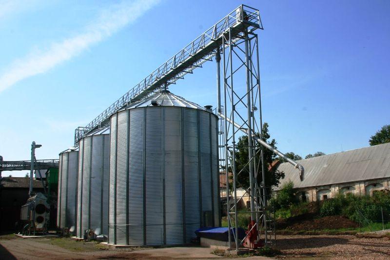 První zemědělská a.s. Tuněchody - Chrudim-Medlešice