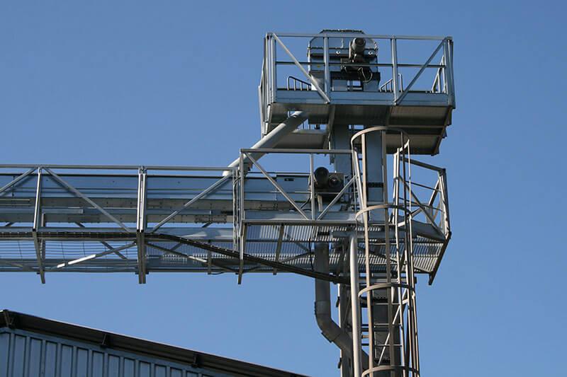 BEDNAR Farm Technology - Elevátory