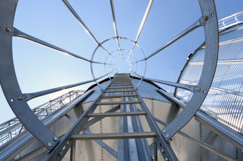 BEDNAR Farm Technology - Ocelové konstrukce