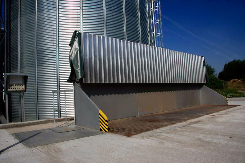 BEDNAR Farm Technology - Příjmové koše