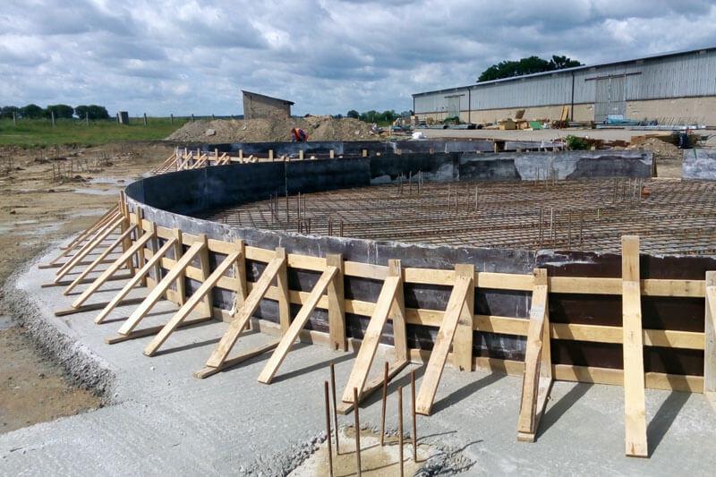 BEDNAR Farm Technology - Spodní stavba
