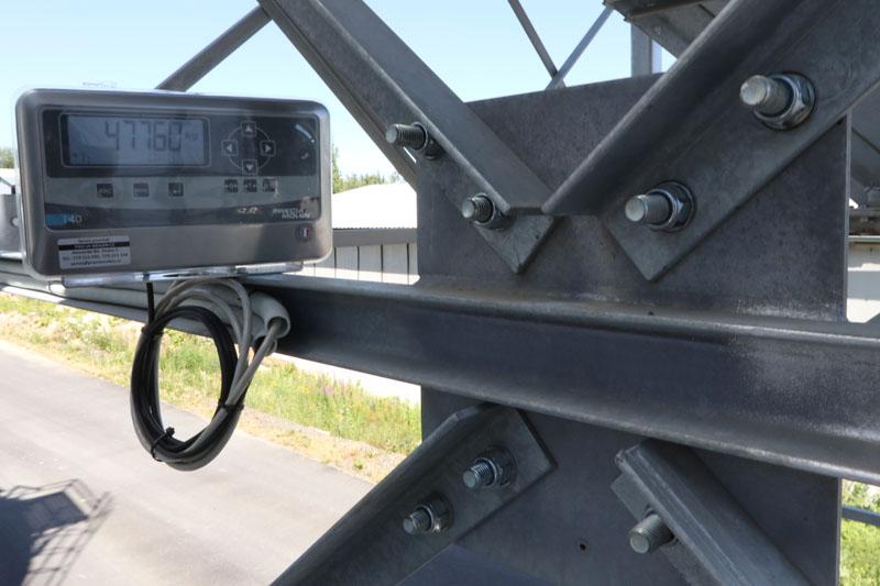 BEDNAR Farm Technology - Vážící systémy