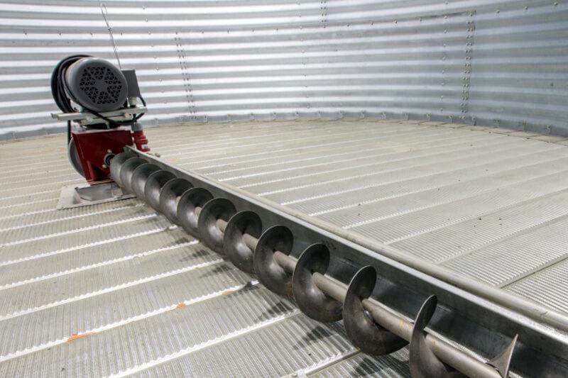 BEDNAR Farm Technology - Šnekové dopravníky