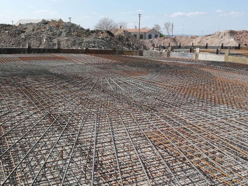 Skalica - Další posklizňová linka BEDNAR na Slovensku dokončena
